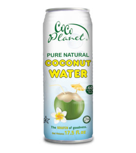 Pure Natural Coconut Water 17.5 fl.oz